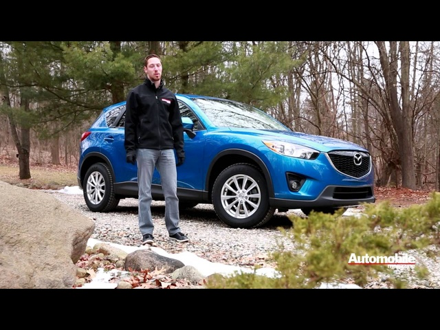 2013 Mazda CX-5 Four Seasons Wrap Video