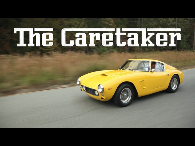 The <em>Ferrari</em> 250 GT SWB Deserves a Special Caretaker