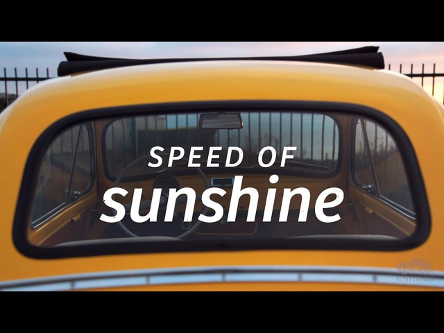 Fiat 500: Speed of Sunshine - Petrolicious
