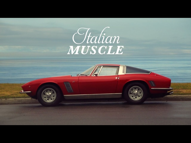 Iso Grifo Italian Muscle