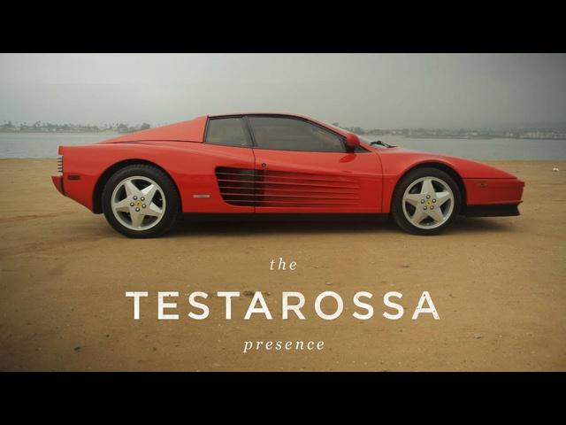 The Testarossa Presence -Petrolicious