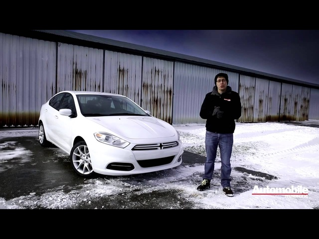 2013 <em>Dodge</em> Dart - Four Season Test Introduction