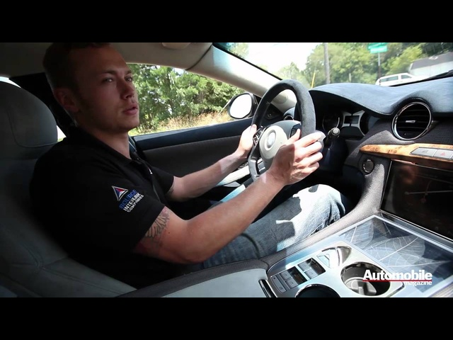 Fisker Karma Review