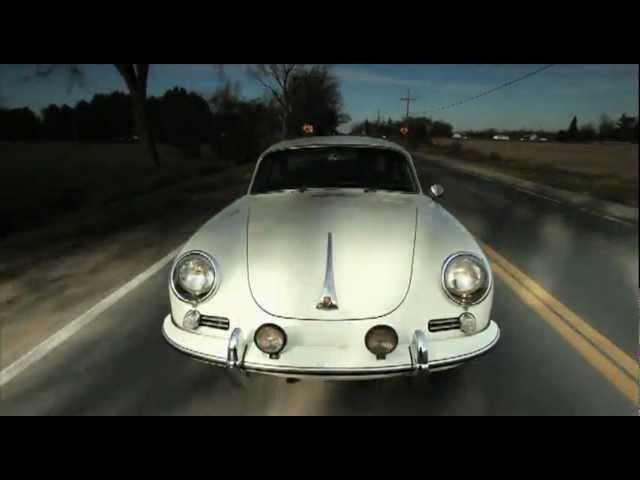 Collectible Classic: 1960-1963 Porsche 356B