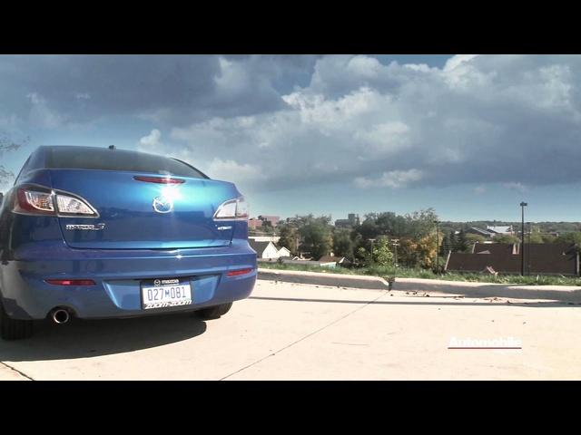 First Drive: 2012 Mazda 3 Skyactiv