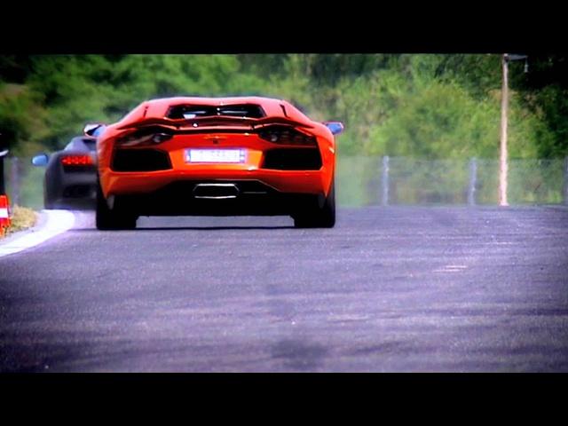 First Drive: 2012 Lamborghini Aventador