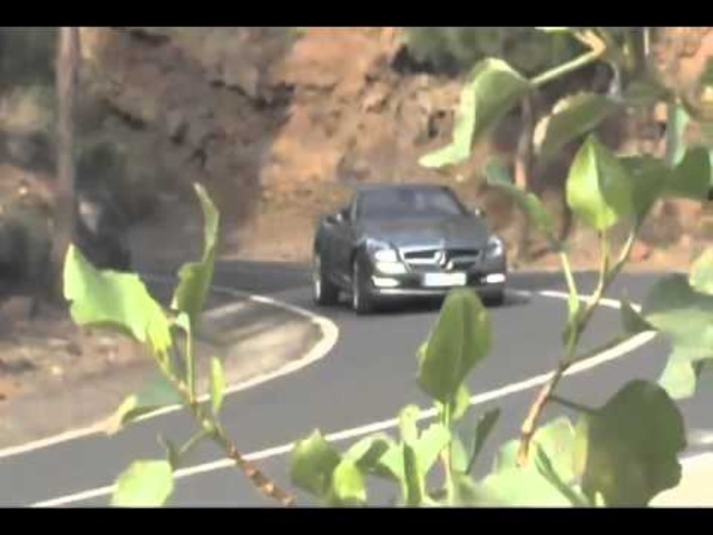 First Drive: 2012 Mercedes-Benz SLK