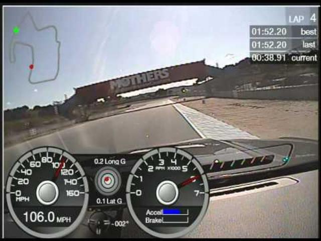 2012 Mustang Boss 302 Laguna Seca Lapping Mazda Raceway Laguna Seca
