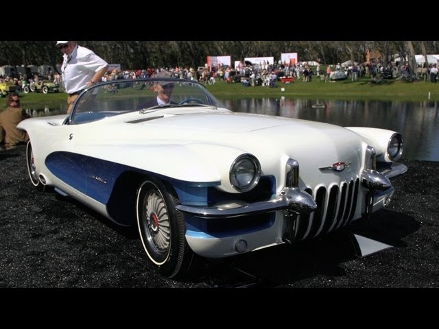 Amelia Island 2013: 1955 LaSalle II -Jay Leno's Garage