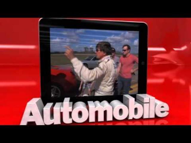 Automobile Magazine Announces iPad Application