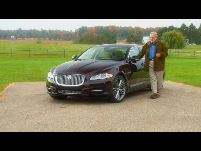 2011 Design of the Year: Jaguar XJ