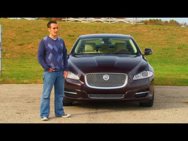 2011 AOY Contender: Jaguar XJ