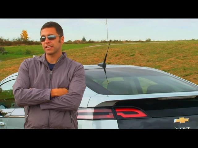 2011 AOY Contender: <em>Chevrolet</em> Volt