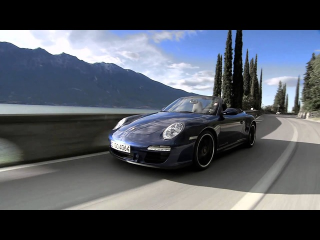 Sneak Peek: Porsche 911 Carrera GTS