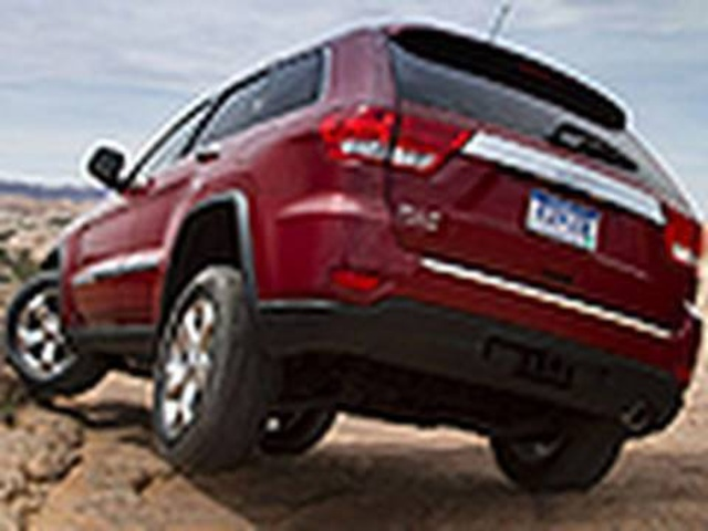First Drive - 2011 <em>Jeep</em> Grand Cherokee
