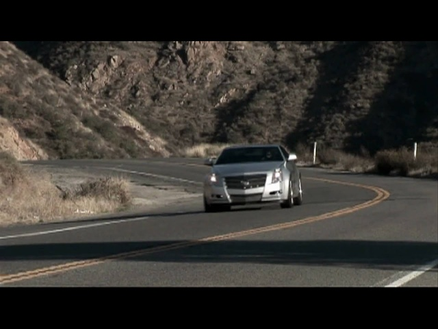 First Drive: 2011 <em>Cadillac</em> CTS Coupe - Automobile Magazine