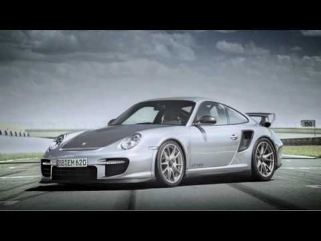 The New Porsche 911 GT2 RS