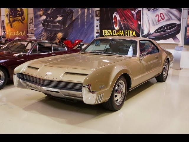 1966 Oldsmobile Toronado -Jay Leno's Garage