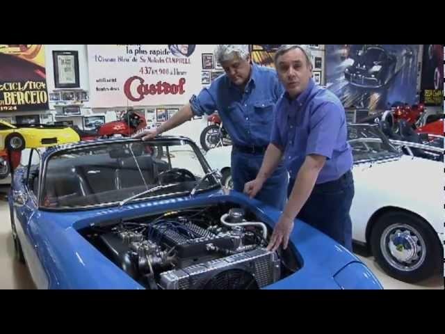 1969 Lotus Elan -Jay Leno's Garage