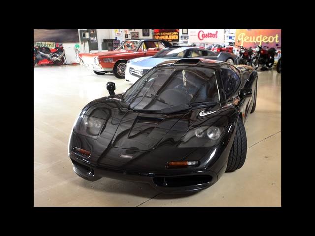 <em>McLaren</em> F1 Redux -Jay Leno's Garage