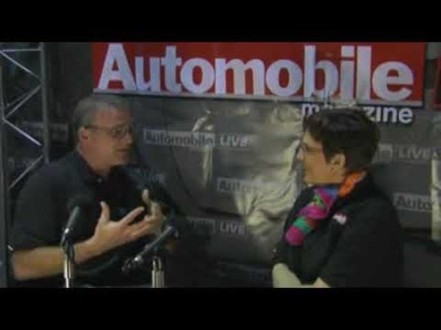 2009 SEMA -A Conversation with Rhys Millen
