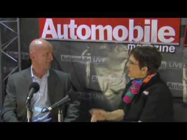 SEMA 2009 -2011 <em>Lexus</em> LFA Marketing Plans