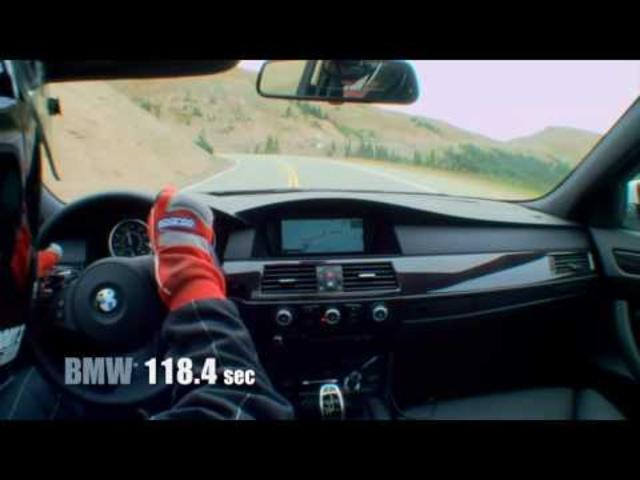 6 versus 8 | <em>BMW</em> 550i