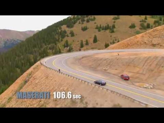 6 versus 8 | Maserati Quattroporte