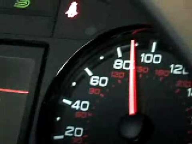 2007 Audi RS4 Dyno Run