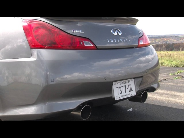 2013 Infiniti IPL G Coupe - Drive Time Review with Steve Hammes | TestDriveNow