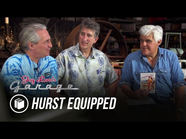 Jay's Book Club: Hurst Equipped - Jay Leno's Garage