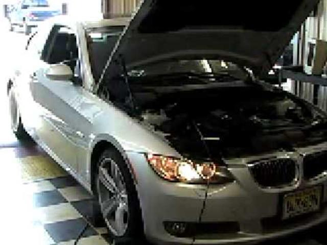 2007 <em>BMW</em> 335i Dyno Run