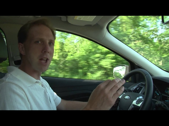 2013 Ford Escape - Drive Time Review with Steve Hammes | TestDriveNow