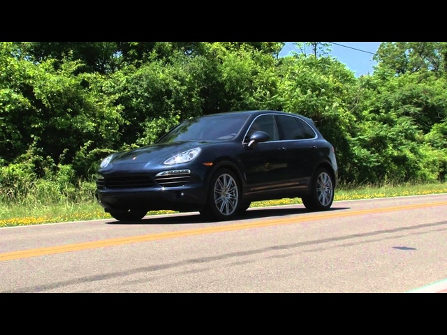 2012 Porsche Cayenne S - Drive Time Review with Steve Hammes | TestDriveNow