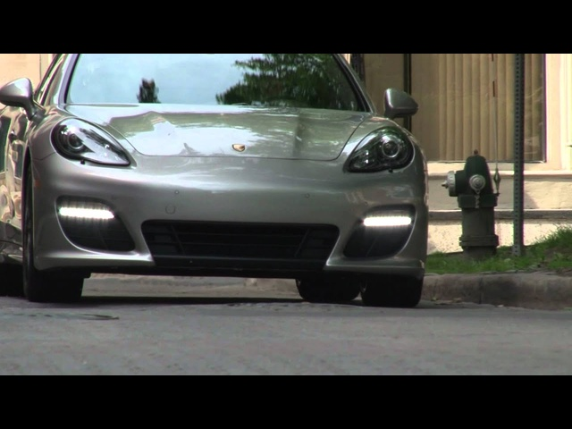 2012 Porsche Panamera S - Drive Time Review with Steve Hammes | TestDriveNow