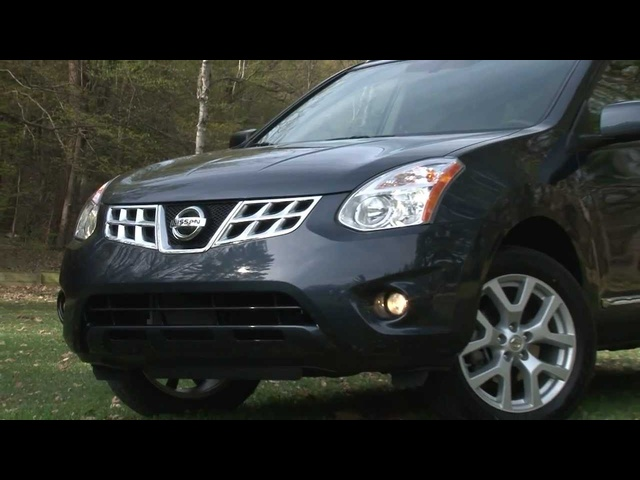 2012 Nissan Rogue - Drive Time Review with Steve Hammes | TestDriveNow