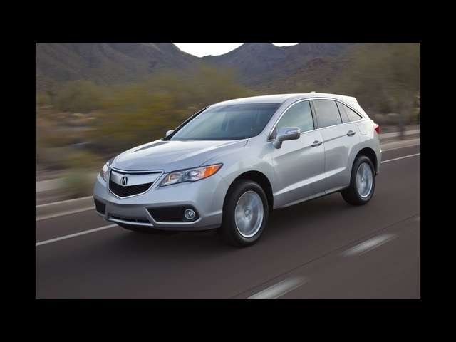 2013 Acura RDX - Drive Time Introduction with Steve Hammes