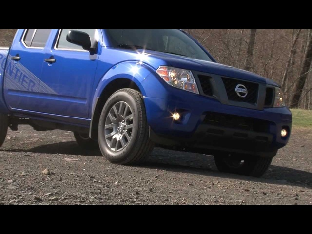 2012 Nissan Frontier - Drive Time Review with Steve Hammes | TestDriveNow