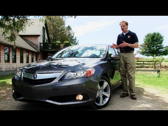 2013 <em>Acura</em> ILX - Drive Time Introduction with Steve Hammes | TestDriveNow