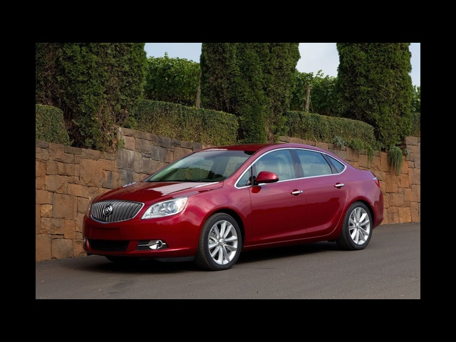 2012 Buick Verano - Drive Time Review with Steve Hammes | TestDriveNow