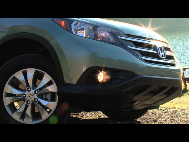 2012 Honda CR-V - Drive Time Review with Steve Hammes | TestDriveNow