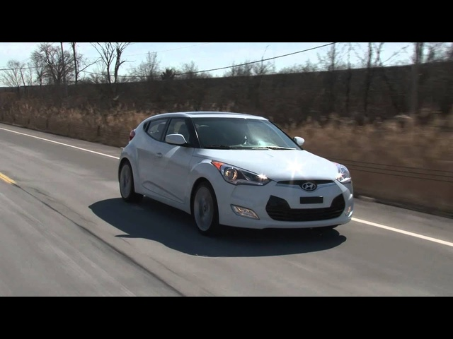2012 Hyundai Veloster - Drive Time Review with Steve Hammes | TestDriveNow