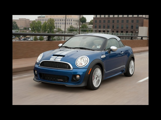 2012 MINI Cooper JCW Coupe - Drive Time Review with Steve Hammes | TestDriveNow