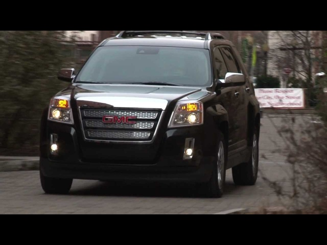 2012 <em>GMC</em> Terrain - Drive Time Review with Steve Hammes | TestDriveNow