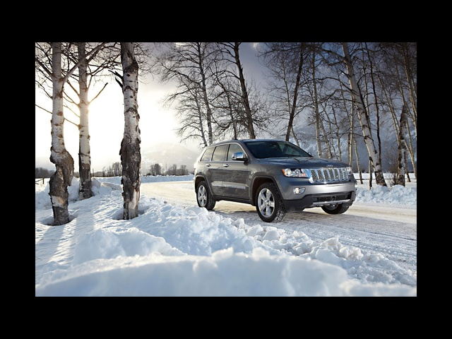 2012 Jeep Grand Cherokee - Drive Time Review with Steve Hammes