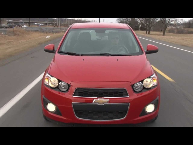 2012 Chevrolet Sonic - Drive Time Review with Steve Hammes | TestDriveNow