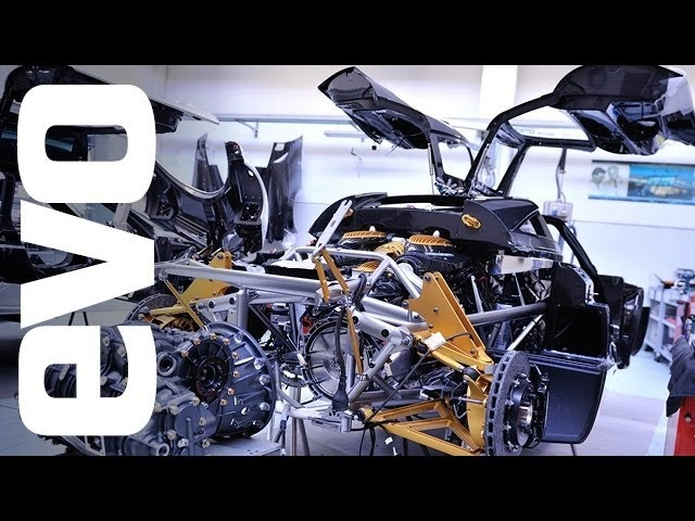 <em>Pagani</em> Factory: Inside the Huayra
