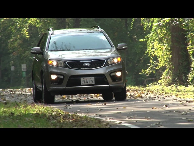 2013 <em>Kia</em> Sorento - Drive Tme Review with Steve Hammes