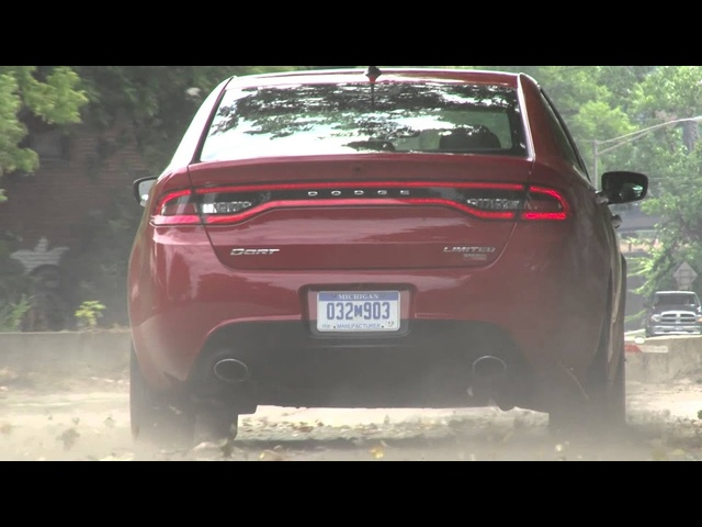 2013 <em>Dodge</em> Dart - Drive Time Review with Steve Hammes | TestDriveNow