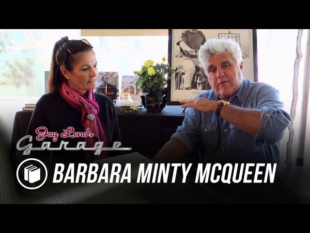 Jay's Book Club: Steve McQueen: The Last Mile Revisited -Pebble Beach 2012 - Jay Leno's Garage